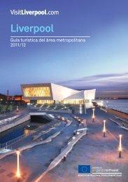 guía turística del área metropolitana 2011/12 - Liverpool