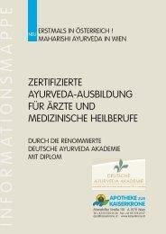 apotheke zur kaiserkrone - Deutsche Ayurveda Akademie