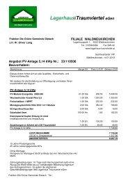 PV-Anlage 5,14kWp mit Energetika 2000/245 PV-Modulen