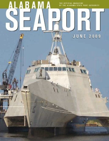June 2009 - Alabama State Port Authority