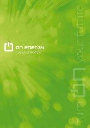 rassegna stampa - On Energy