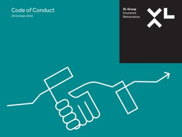 Code of Conduct - XL Group