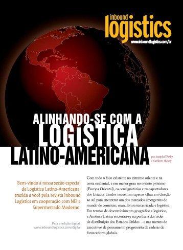 ALINHANDO-SE COM A - Inbound Logistics