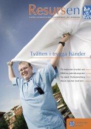 Resursen nr 6, våren 2006.pdf - Region Halland