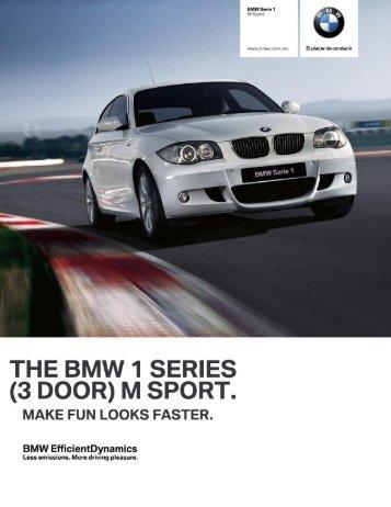 120iA M Sport - BMW Garantía . Bolsas de aire frontales, laterales y ...