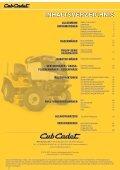 Hauptkatalog Cub Cadet 2013 - Seite 2