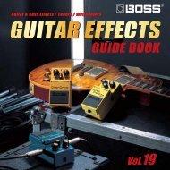 GUITAR EFFECTS -  Roland