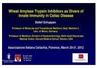 Wheat Amylase Trypsin Inhibitors as Divers of Innate Immunity in ...