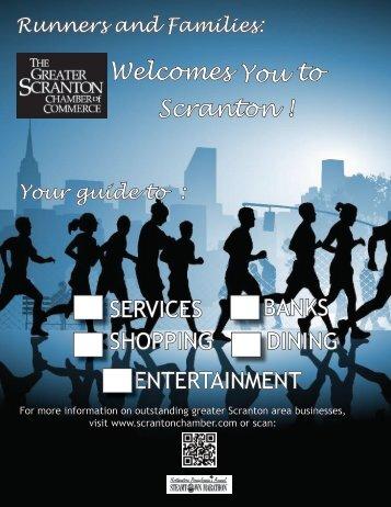 Scranton Amenities - Steamtown Marathon