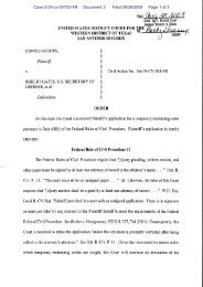 Case 5:09-cv-00703-XR Document 3 Filed 08/28/2009 Page 1 of 3