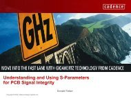 Understanding and Using S-Parameters for PCB Signal ... - SI guys