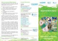 View ABI Interagency Leaflet - Acquired Brain Injury Ireland