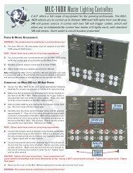 mlc light controller wiring diagram