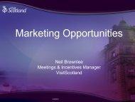 Download Marketing Opps Presentation - Conventionscotland.com