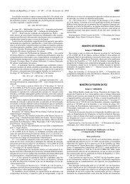 Diário da República, 2.ª série — N.º 30 — 12 de Fevereiro de 2010 ...