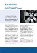 ATE Ceramic Bremsbeläge - Page 2
