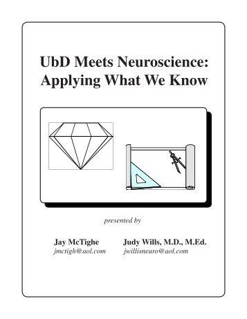 Joint Presentation with Judy Willis - NESA