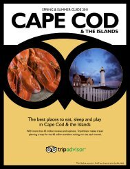 cape cod & the islands - TripAdvisor