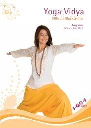 Ausbildung 2013 - Yoga Vidya