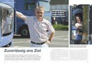 Zuverlässig ans Ziel - MAN Truck & Bus