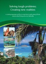 Harambee (6) 2011- Nigeria - Initiatives of Change