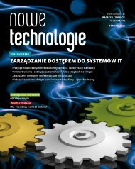 zarządzanie dostępem do systemów it - Comarch