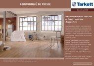 communiqué de presse - Agence Nicole Schilling Communication