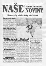 Číslo 5 - naše noviny archiv