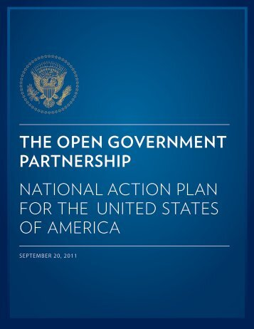 National Action Plan - The White House