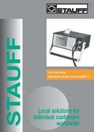 RU Laser-Partikel-Zähler LasPaC 1 Komplett.qxp - Stauff
