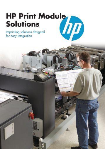 HP Print Module Solutions - Hewlett Packard