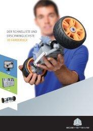 ZPrinter brochure_A4_German.indd