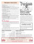 School News Spring 2012 - Troy City Schools - Page 2