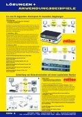 Anwendungsbeispiele und Lösungen - Secomp - Page 2
