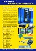 Anwendungsbeispiele und Lösungen - Secomp - Page 6