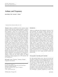 Asthma and Pregnancy - Clin Rev AI 2012.pdf - AInotes