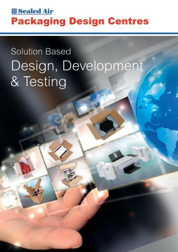 Package Design & Development Centers - Protective Packaging ...
