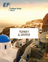 turkey & greece - EF College Study Tours
