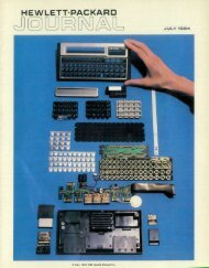 1984 , Volume , Issue July-1984 - Hewlett Packard