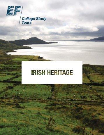 irish heritage - EF College Study Tours