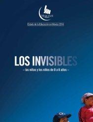 Los-Invisibles_estado-de-la-educacion-en-mexico_2014
