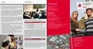 Flyer der Fakultät für Geomatik - Hochschule Karlsruhe – Technik ...