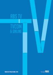 TVs - Abril 2014 v8