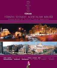 Yeni Laleli New Laleli - Türkiye Seyahat Acentaları Birliği