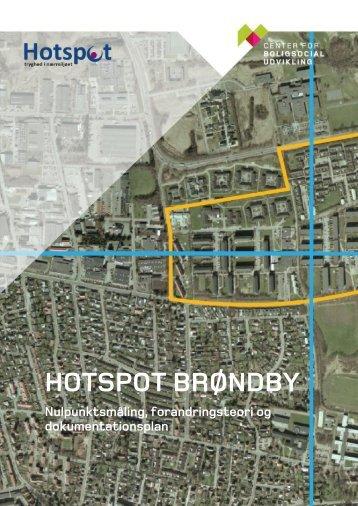 HOTSPOT BRØNDBY - Ny i Danmark
