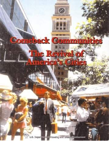 Comeback Communities - Global Urban Development