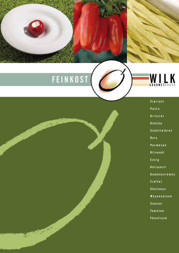 FEINKOST - Wilk Gourmetgroup