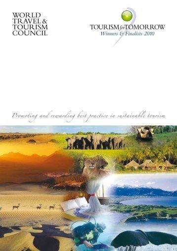 Promoting and rewarding best practice in ... - Hosteltur.com