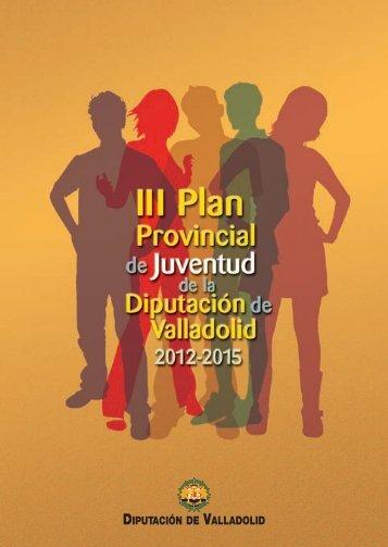 III PLAN JUVENTUD:II GUIA JUVENIL - Diputación de Valladolid