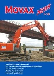 Företagets namn är nu Movax Oy Den 700:e Movaxen såld och ...